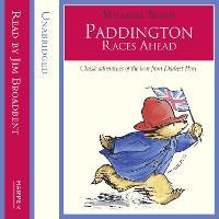Paddington Races Ahead - Paddington (CD-Audio)