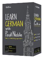 Learn German with Paul Noble for Beginners - Complete Course: German Made Easy (CD-Audio)