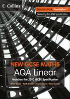 AQA Linear Foundation 1 Teacher Pack - New GCSE Maths (Spiral bound)