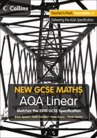 AQA Linear Foundation 2 Teacher Pack - New GCSE Maths (Spiral bound)