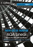 AQA Linear Higher 1 Teacher Pack - New GCSE Maths (Spiral bound)