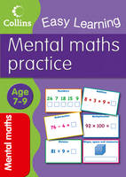 Easy Learning: Mental Maths Age 7-9 - Collins Easy Learning KS2 (Paperback)