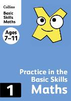 Maths Book 1 - Collins Practice in the Basic Skills (Paperback)