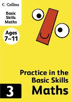 Maths Book 3 - Collins Practice in the Basic Skills (Paperback)