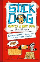 Stick Dog Wants a Hot Dog (Paperback)