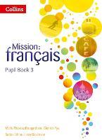 Pupil Book 3 - Mission: francais (Paperback)