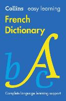 Easy Learning French Dictionary - Collins Easy Learning French (Paperback)