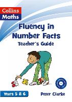 Teacher's Guide Years 5 & 6 - Fluency in Number Facts (Paperback)