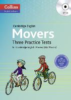 Practice Tests for Movers: Yle - Collins Cambridge English (Paperback)