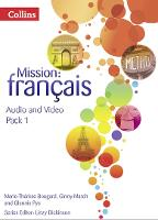 AUDIO VIDEO PACK 1 - Mission: francais (CD-ROM)