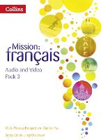 AUDIO VIDEO PACK 3 - Mission: francais (CD-ROM)