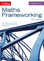 KS3 Maths Pupil Book 2.2 - Maths Frameworking (Paperback)