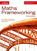 KS3 Maths Pupil Book 3.1 - Maths Frameworking (Paperback)