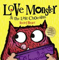 Love Monster and the Last Chocolate (Paperback)