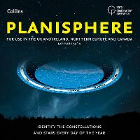 Planisphere: Latitude 50 DegreesN - for Use in the Uk and Ireland, Northern Europe and Canada