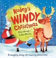 Rudey's Windy Christmas (Paperback)