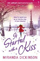 It Started With A Kiss (Paperback)