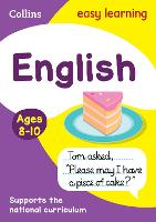 English Ages 8-10: Ideal for Home Learning - Collins Easy Learning KS2 (Paperback)