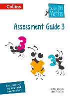 Assessment Guide 3 - Busy Ant Maths (Spiral bound)