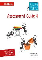 Assessment Guide 4 - Busy Ant Maths (Spiral bound)