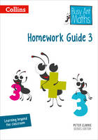 Homework Guide 3 - Busy Ant Maths (Spiral bound)