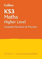 KS3 Maths Higher Level All-in-One Complete Revision and Practice: Ideal for Years 7, 8 and 9 - Collins KS3 Revision (Paperback)
