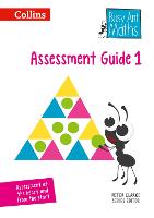 Assessment Guide 1 - Busy Ant Maths (Spiral bound)