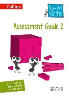 Assessment Guide 2 - Busy Ant Maths (Spiral bound)