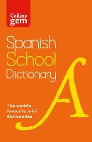 Spanish School Gem Dictionary