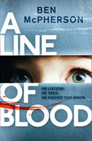 A Line of Blood (Hardback)
