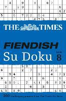 The Times Fiendish Su Doku Book 8