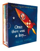 Once there was a boy...: Boxed Set (Hardback)