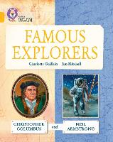 Great Explorers: Christopher Columbus and Neil Armstrong: Band 09/Gold - Collins Big Cat (Paperback)