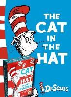 The Cat in the Hat Book and Jigsaw Pack
