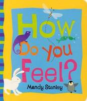 How Do You Feel ? (Board book)