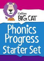 Phonics Progress Starter Set: Band 01a Pink - Band 04 Blue - Collins Big Cat Sets