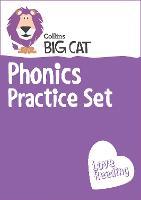 Phonics Practice Set - Collins Big Cat Sets