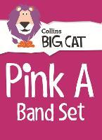 Pink A Starter Set: Band 01a/Pink a - Collins Big Cat Sets