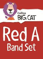 Red A Starter Set: Band 02a/Red a - Collins Big Cat Sets