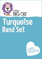 Turquoise Starter Set: Band 07/Turquoise - Collins Big Cat Sets