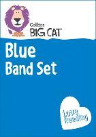 Blue Band Set: Band 04/Blue - Collins Big Cat Sets