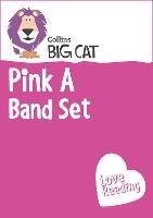 Pink A Band Set: Band 01a/Pink a - Collins Big Cat Sets