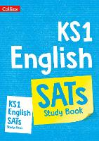 KS1 English SATs Study Book: For the 2022 Tests - Collins KS1 SATs Practice (Paperback)
