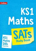 KS1 Maths SATs Study Book: For the 2022 Tests - Collins KS1 SATs Practice (Paperback)