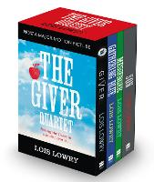 The Giver Boxed Set: The Giver, Gathering Blue, Messenger, Son