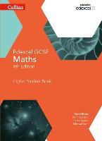 GCSE Maths Edexcel Higher Student Book - Collins GCSE Maths (Paperback)
