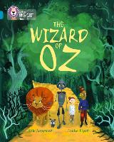 The Wizard of Oz: Band 13/Topaz - Collins Big Cat (Paperback)