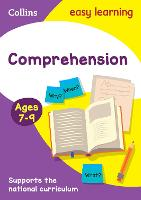 Comprehension Ages 7-9: Prepare for School with Easy Home Learning - Collins Easy Learning KS2 (Paperback)