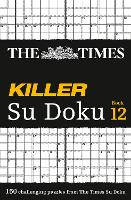 The Times Killer Su Doku Book 12