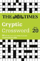 The Times Cryptic Crossword Book 20: 80 of the World's Most Famous Crossword Puzzles (Paperback)